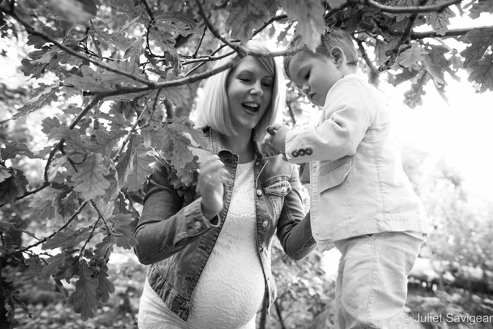 Acorns - Maternity & Family Photography, Tooting Common