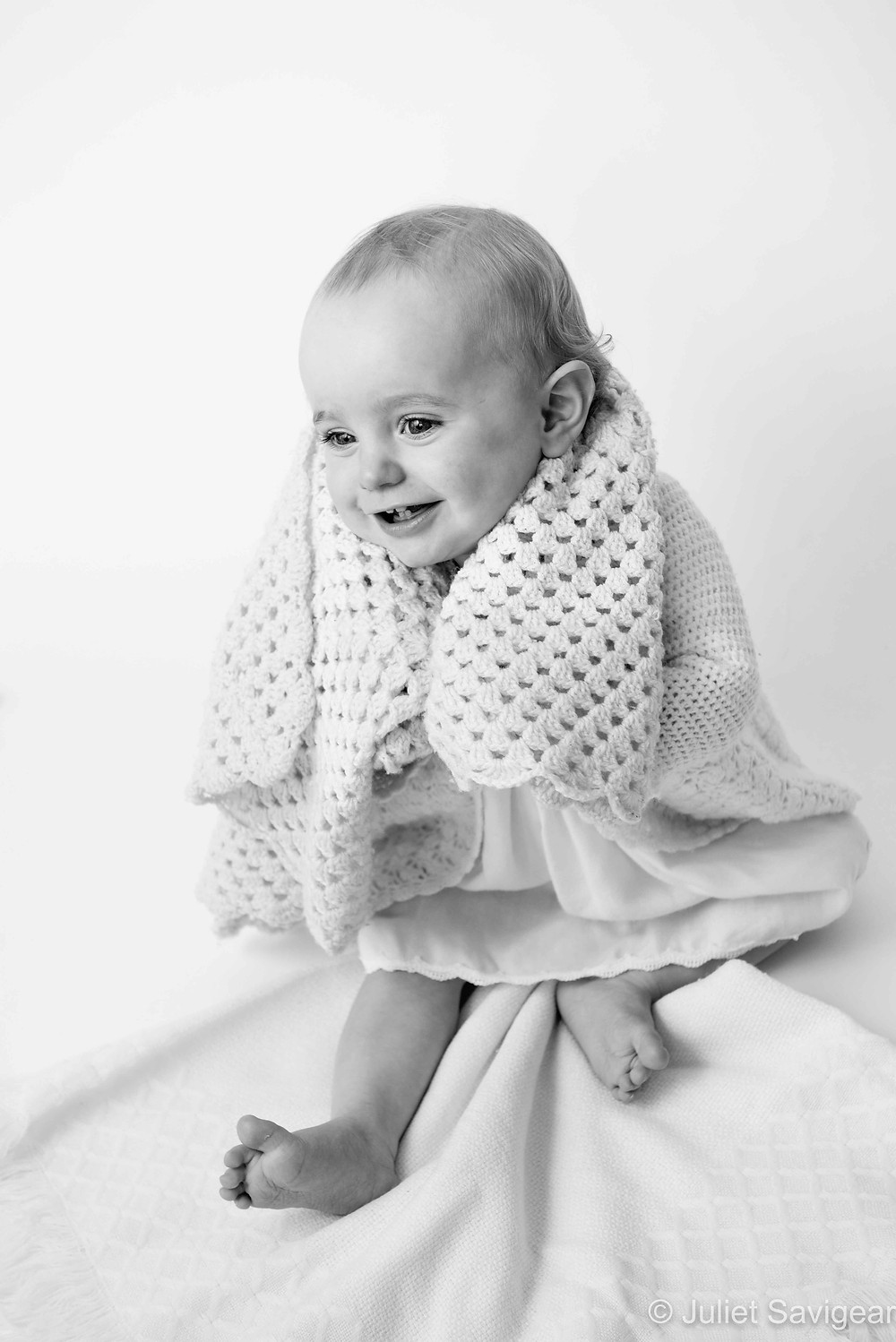 Blanket - Baby Photography, Clapham