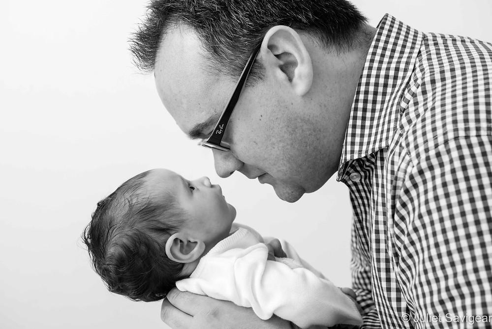Daddy's Girl - Baby Photographer, Kew