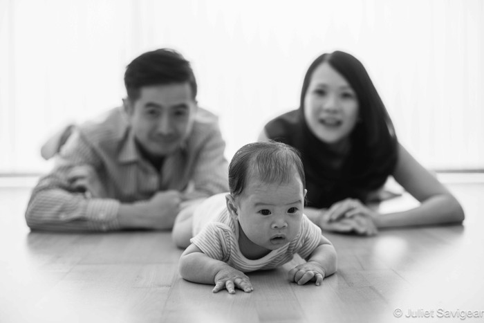 Baby & Family Photography Session - Southfields