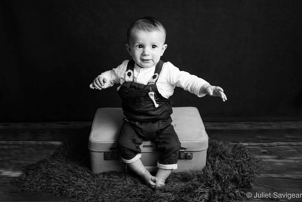 Ready To Fly - Baby Photography, Ealing