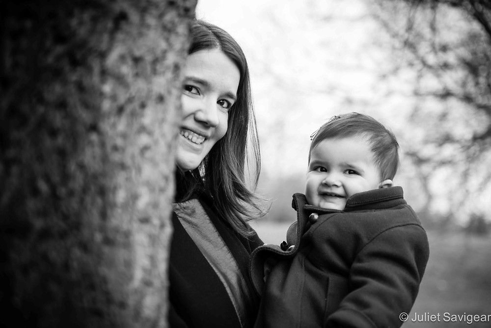 Mother & Daughter - Family Photography, Clapham Common
