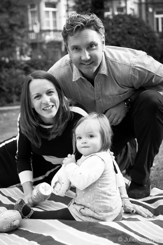 Family Portrait - Children's Photography, South Kensington