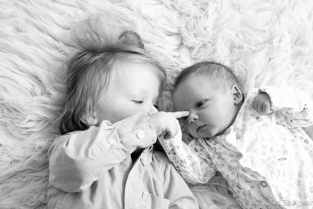 Nose! Newborn Baby & Children's Photography, Clapham
