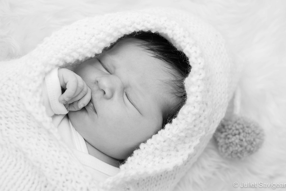 Thoughts! Newborn Baby Photography, Dulwich