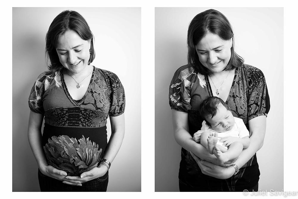 Pre & Post Baby Photography - Newborn Baby Photographer, Hampstead