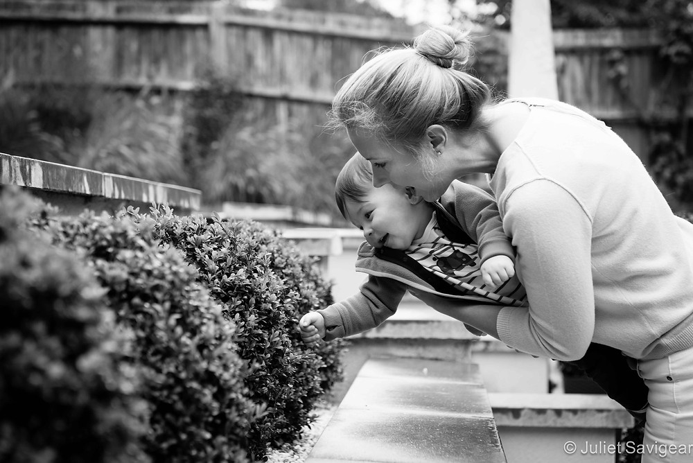 Leafy Explorations - First Birthday & Family Photo Shoot, Wimbledon