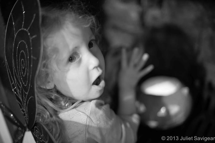 Bubble, Bubble - Halloween Photography Shoot