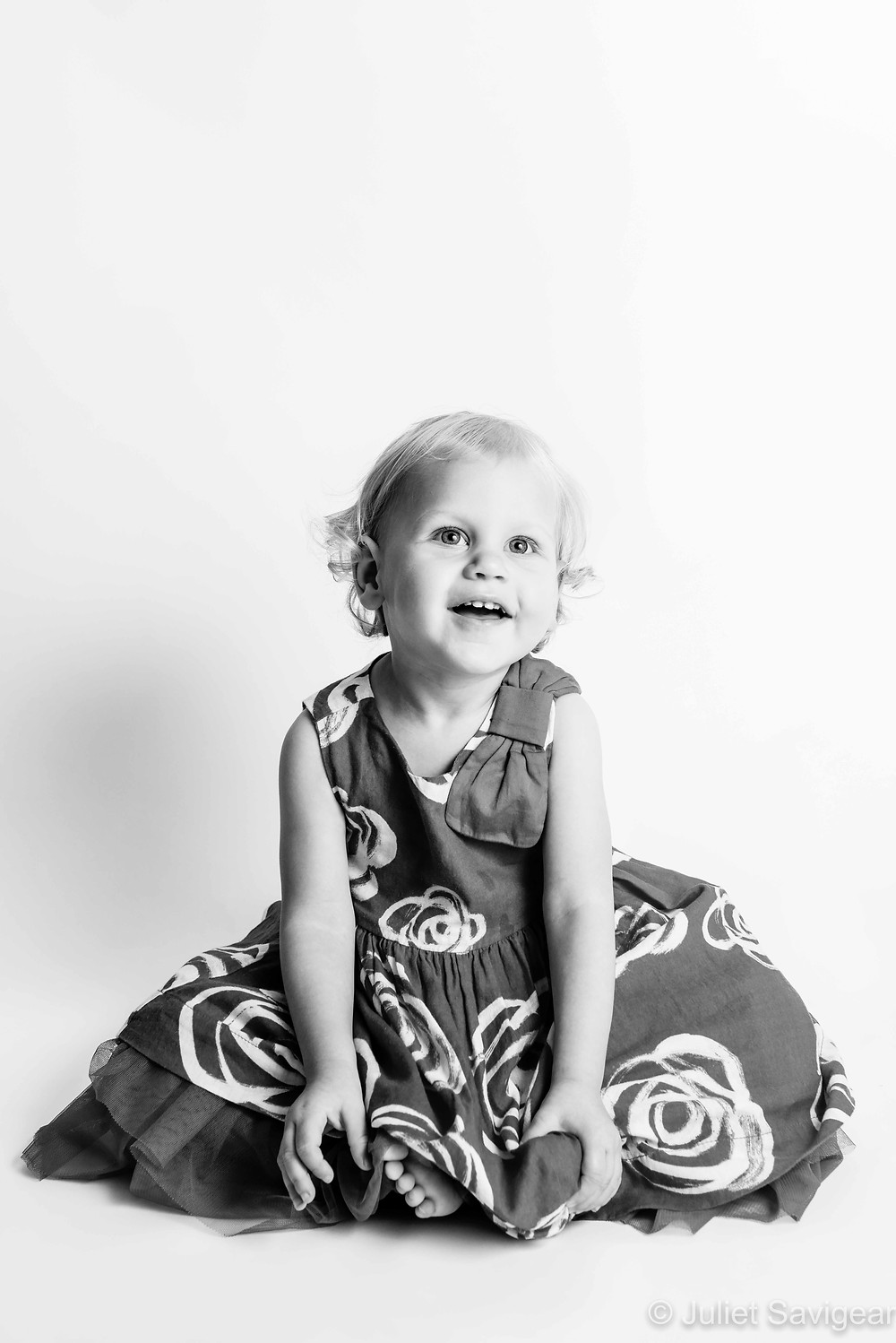 Children's studio style photography