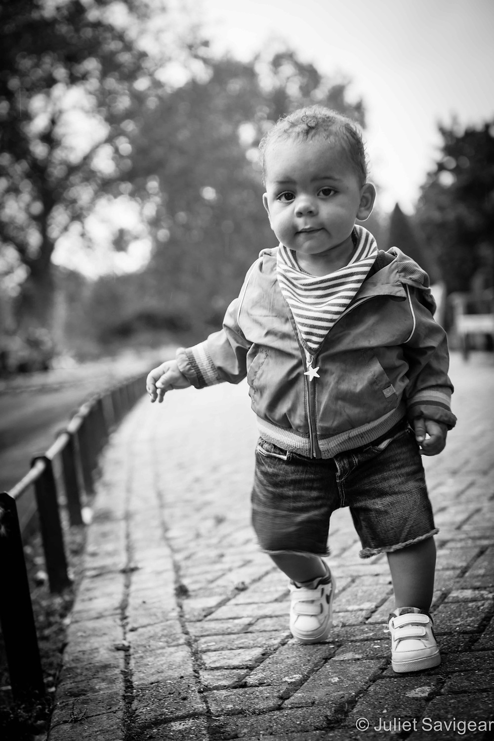 Walk In The Park - First Birthday Photo Shoot, Kensal Green