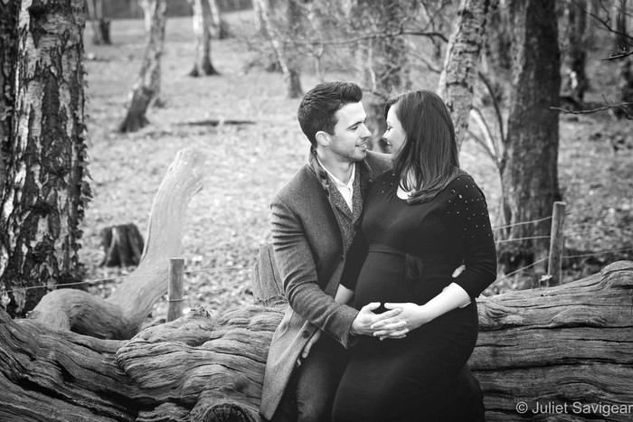 Maternity Photographer - Kenwood House, Hampstead
