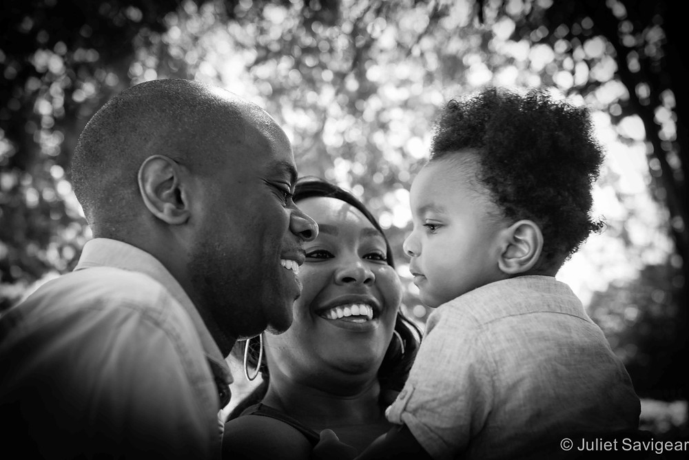 Family In The Park - Baby & Family Photography, Maida Vale
