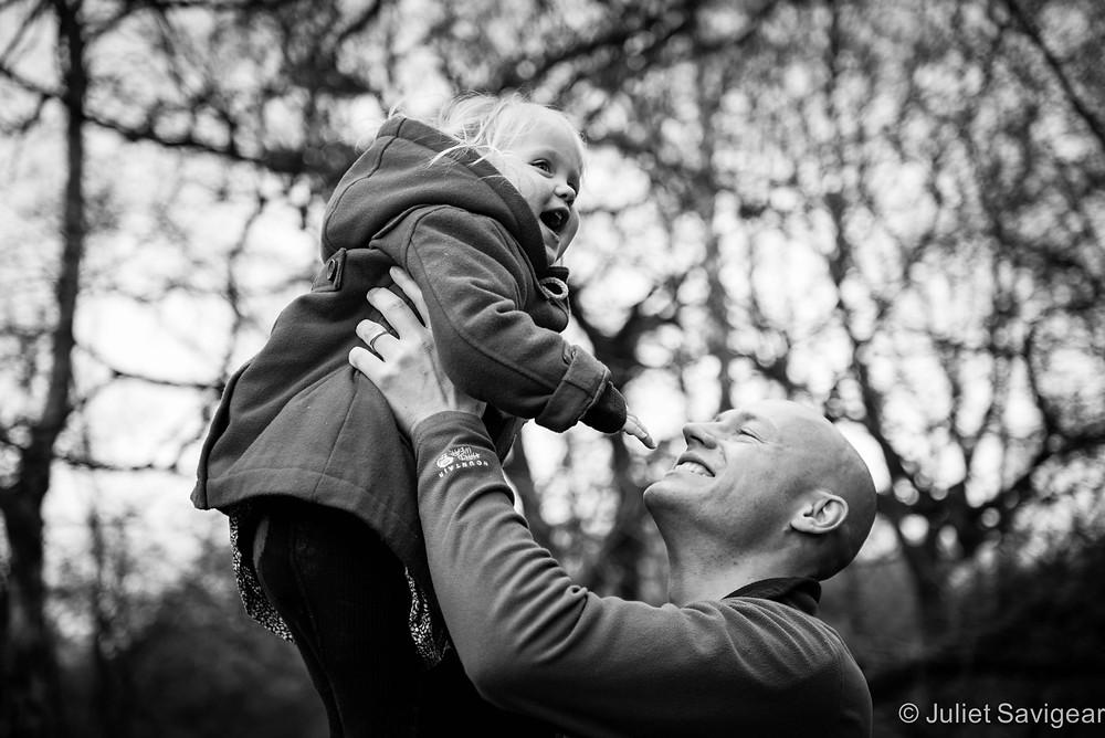 Flying High - Children's & Family Photography, Hampstead Heath
