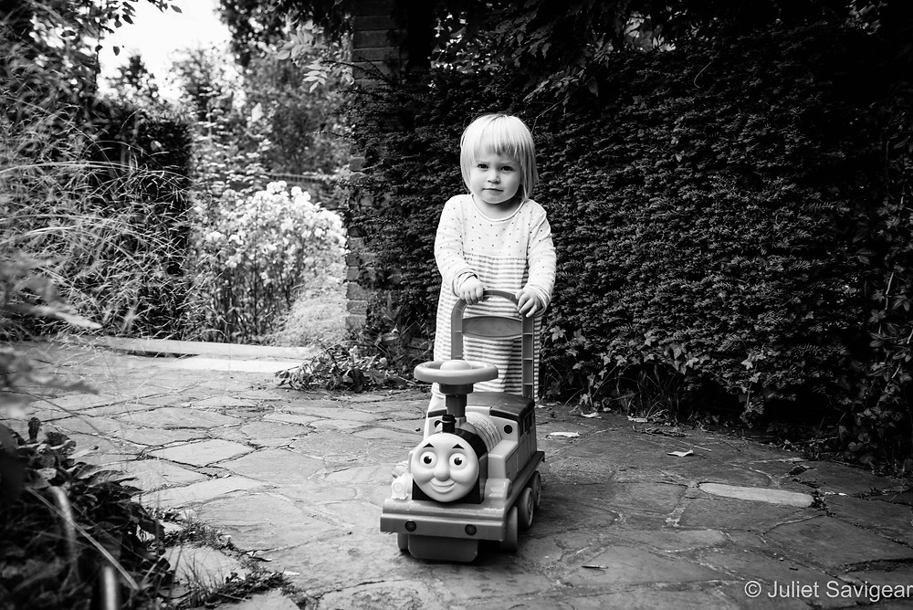 Thomas Came Too! Children's Photography, The Rookery, Streatham Common