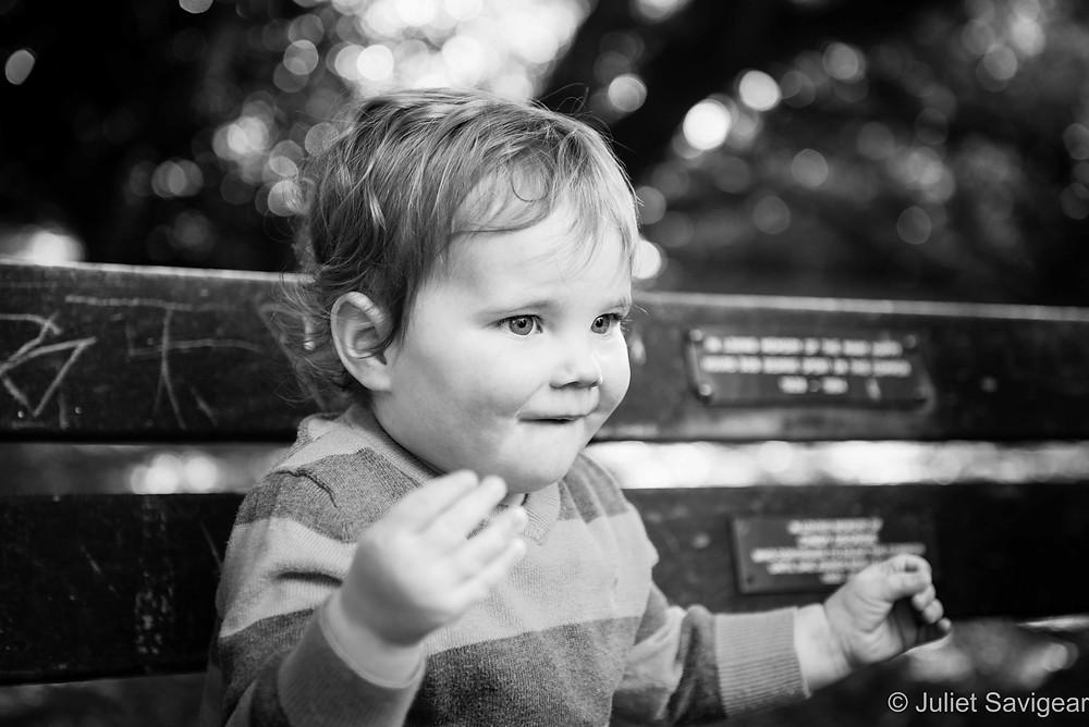 Children's Photography - Wimbledon Common