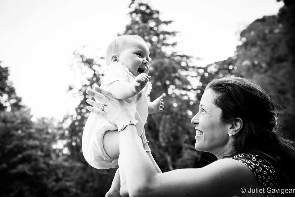 Up High - Family Photography - Kenwood House
