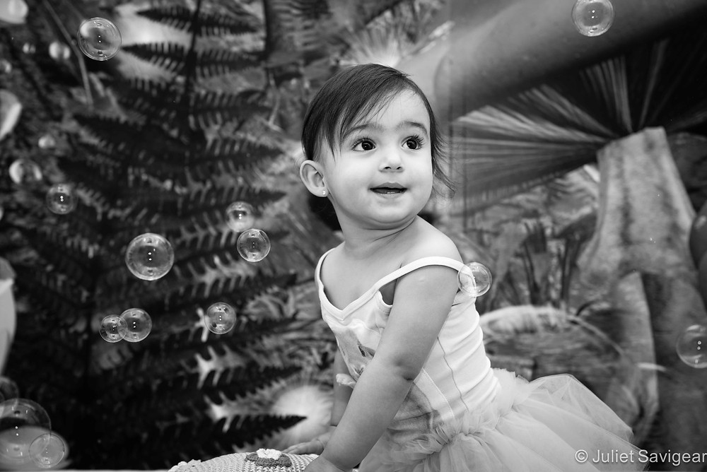 Bubbles - Children's Photography, Clapham