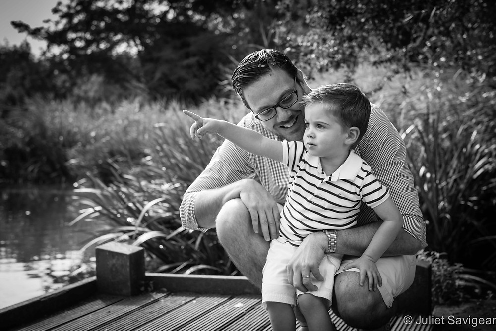 By The Pond - Children's & Family Photography, Tooting Common