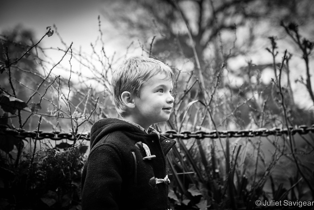 A Look Of Wonder - Children's Photography, Chiswick
