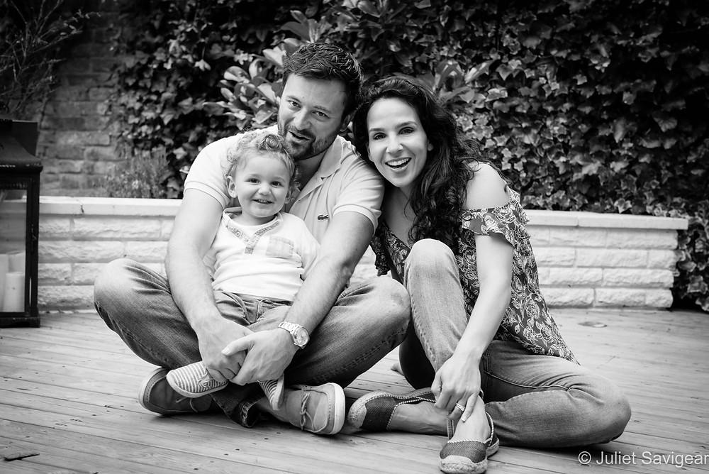 Family Portrait - Family Photography, Maida Vale