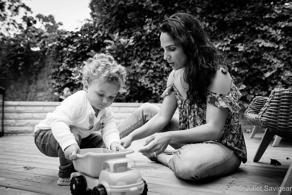 Trucking - Family Photography, Maida Vale