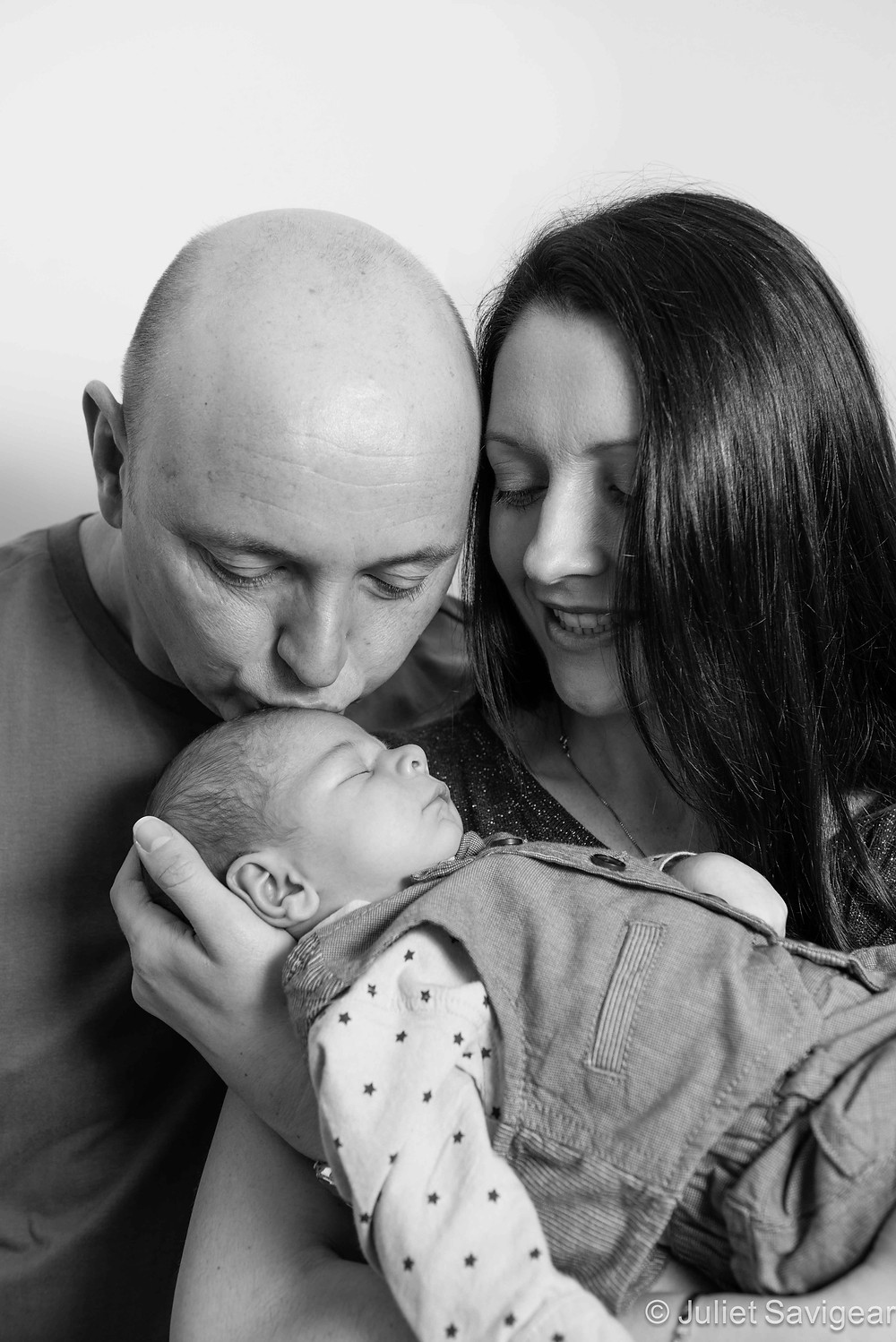 Family Portrait - Baby Photography, Mitcham
