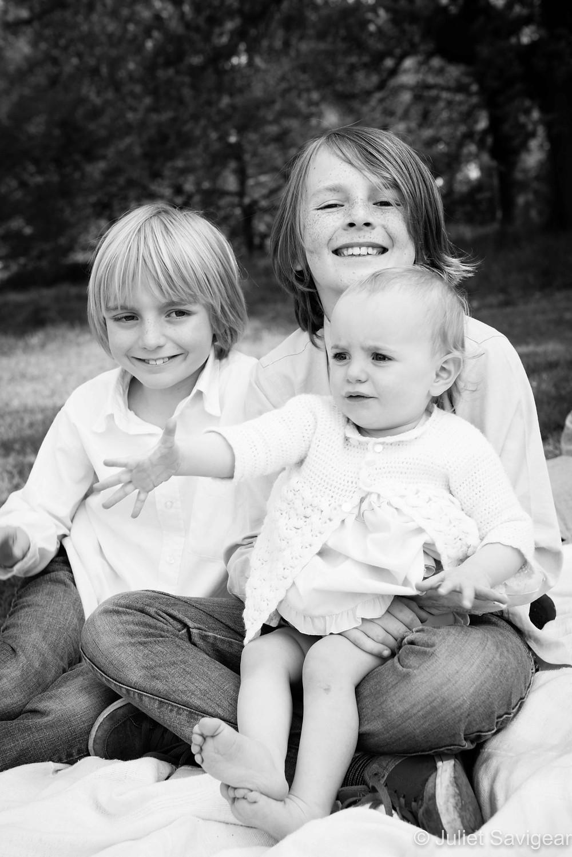 Children's photography, Tooting Common