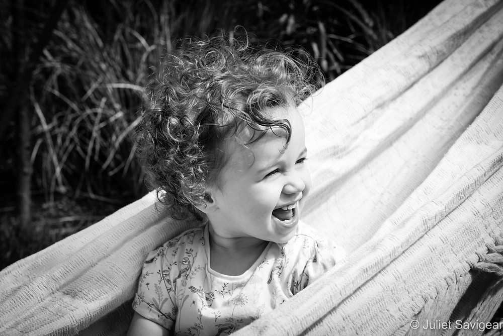 Happiness - Children's Photography, Clapham