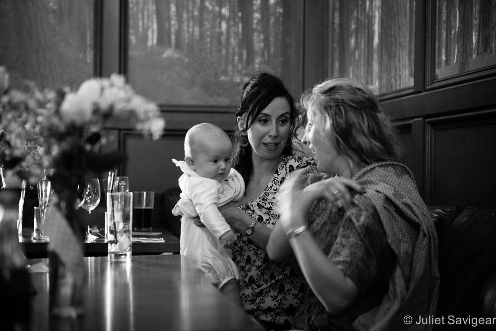 Christening Photography - Friends - Balham