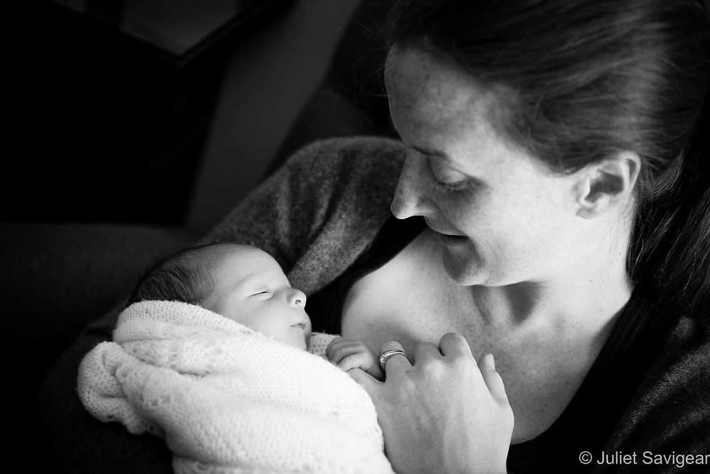 Mother & Baby - Newborn Baby Photography, Balham