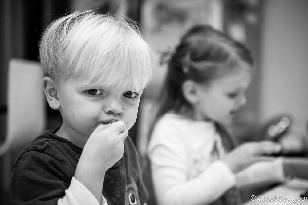 Baking - Children's Photography, Balham