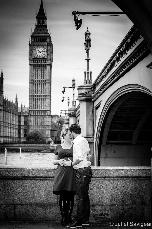 London Maternity Photo Shoot - Westminster