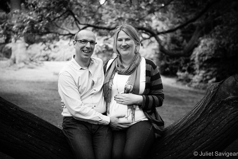 On The Way - Maternity Photography, Great Windsor Park, Surrey