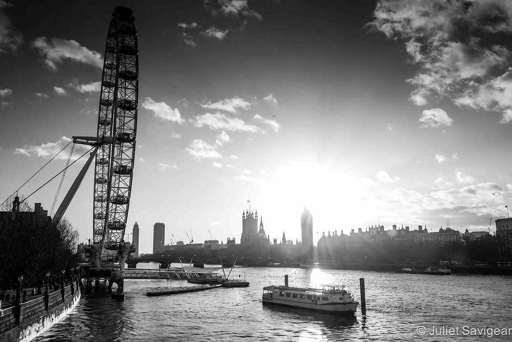 View of London - Family Photographer, London