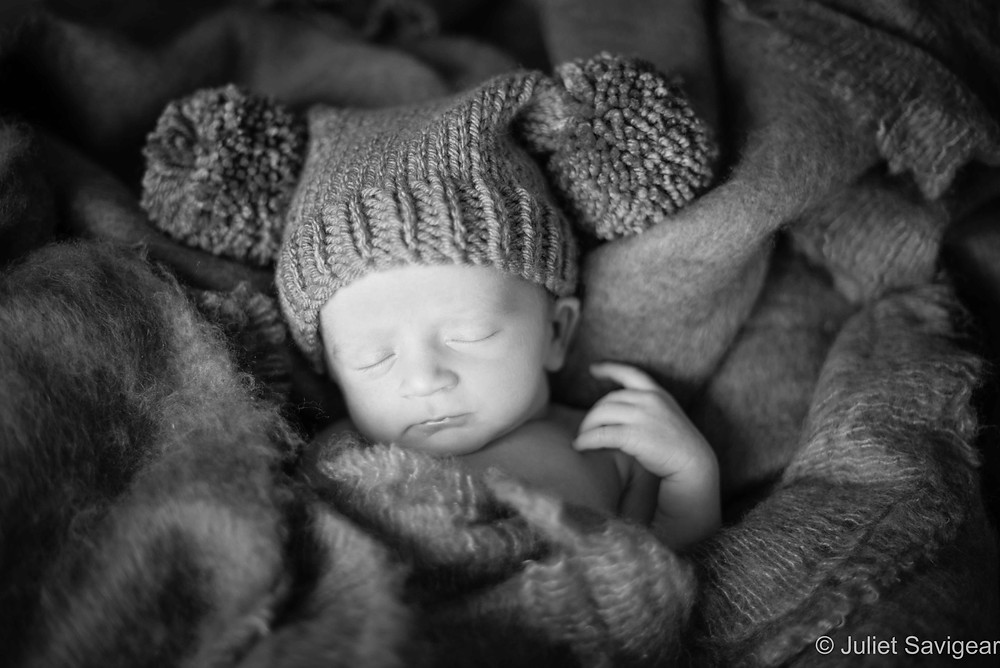 All Cosy - Newborn Baby Photography, Sutton