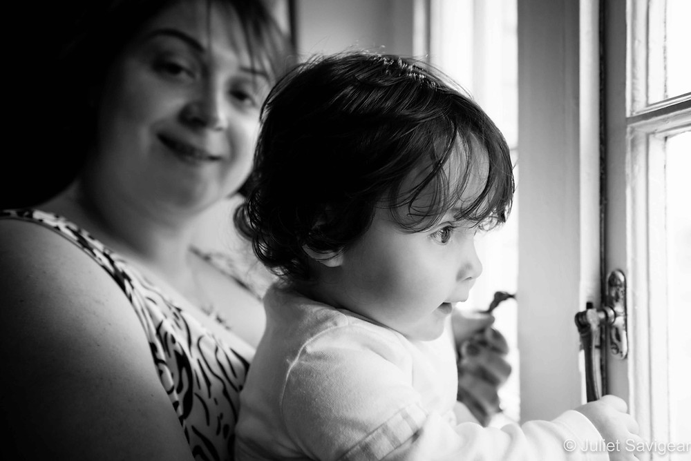 Out The Window - Baby Photography, Penge