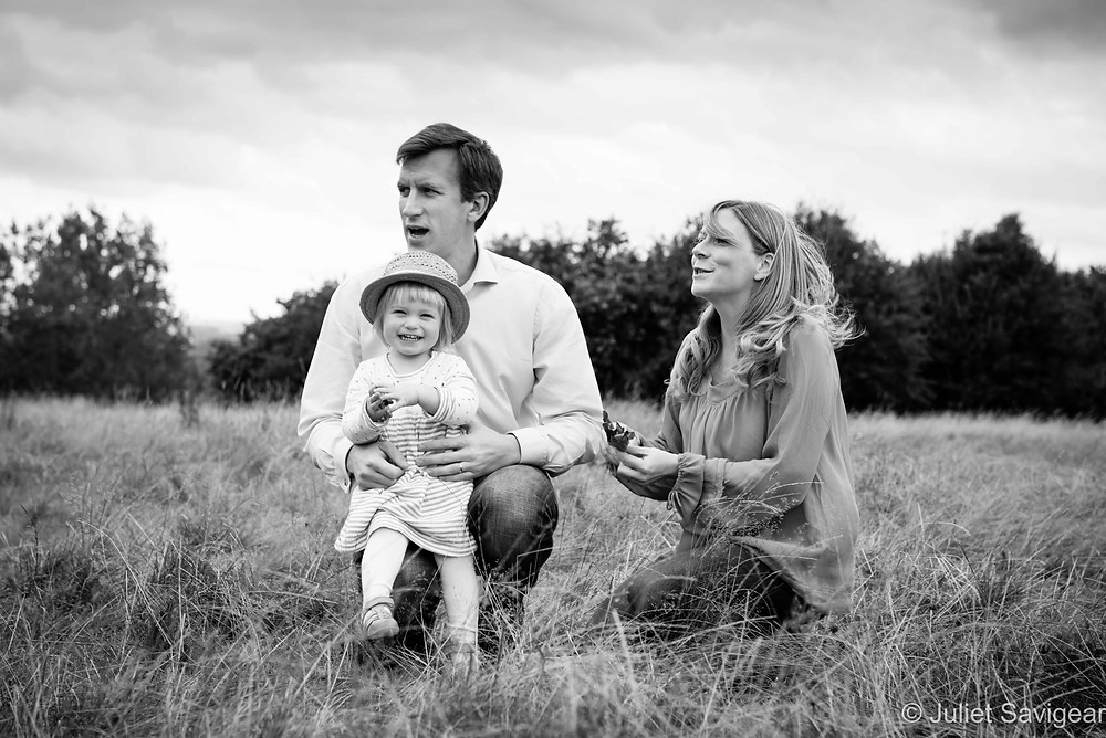 Family Portrait - Children's Photography, The Rookery, Streatham Common