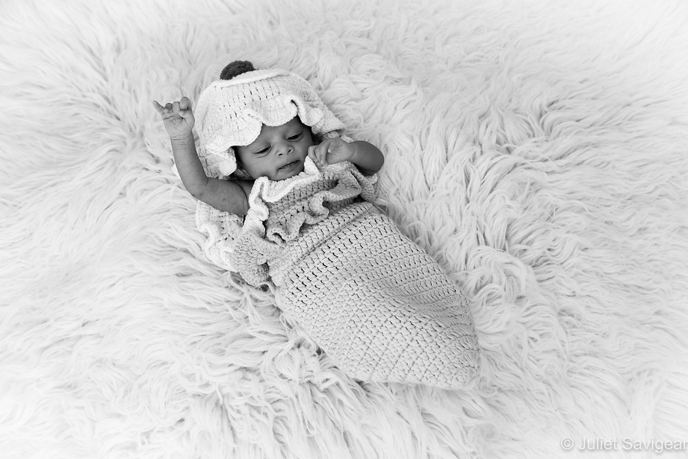 Ice Cream Baby - Newborn Baby Photography, Colliers Wood