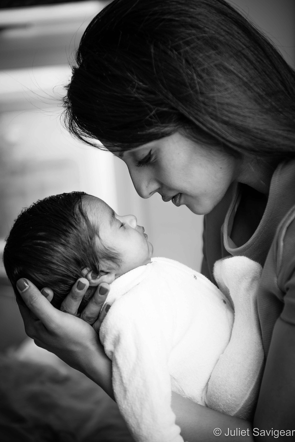 Mother & Baby - Baby Photography, Hammersmith