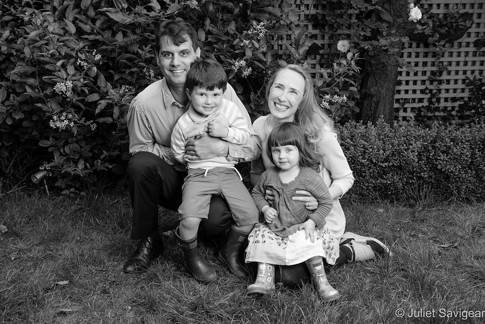 Family Portrait - Family Photography, Wimbledon