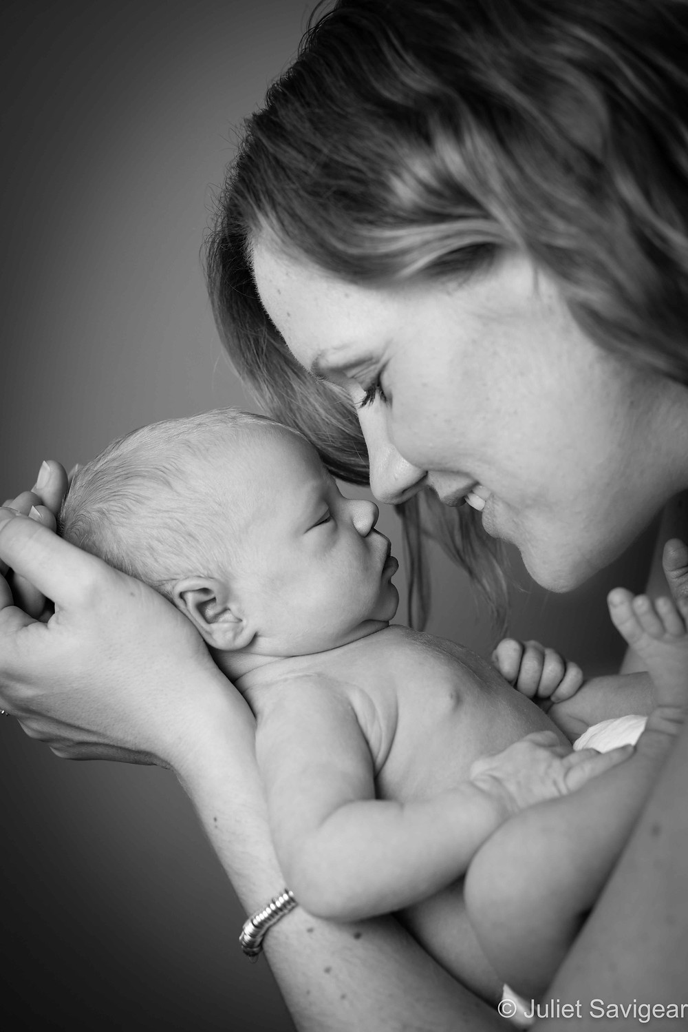 Nose To Nose - Newborn Baby & Family Photography, Balham