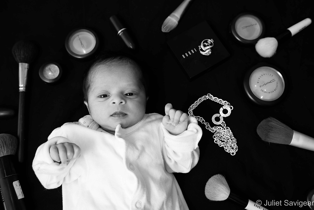 Make Up Baby - Newborn Baby Photography, Colliers Wood