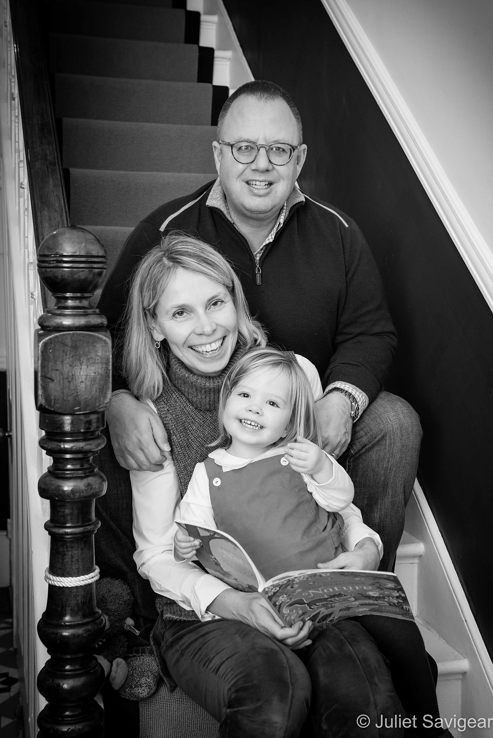 Family Portrait - Family Photography, Clapham South