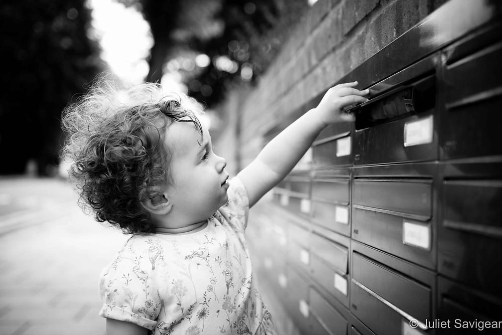 Letterboxes - Children's Photography, Clapham