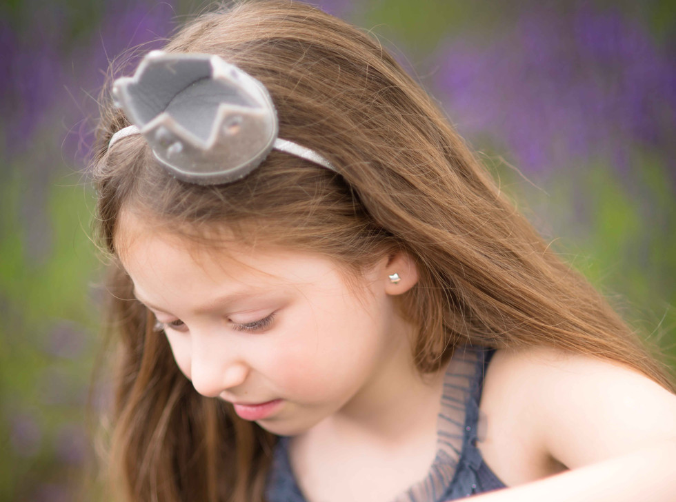 Child In The Lavender