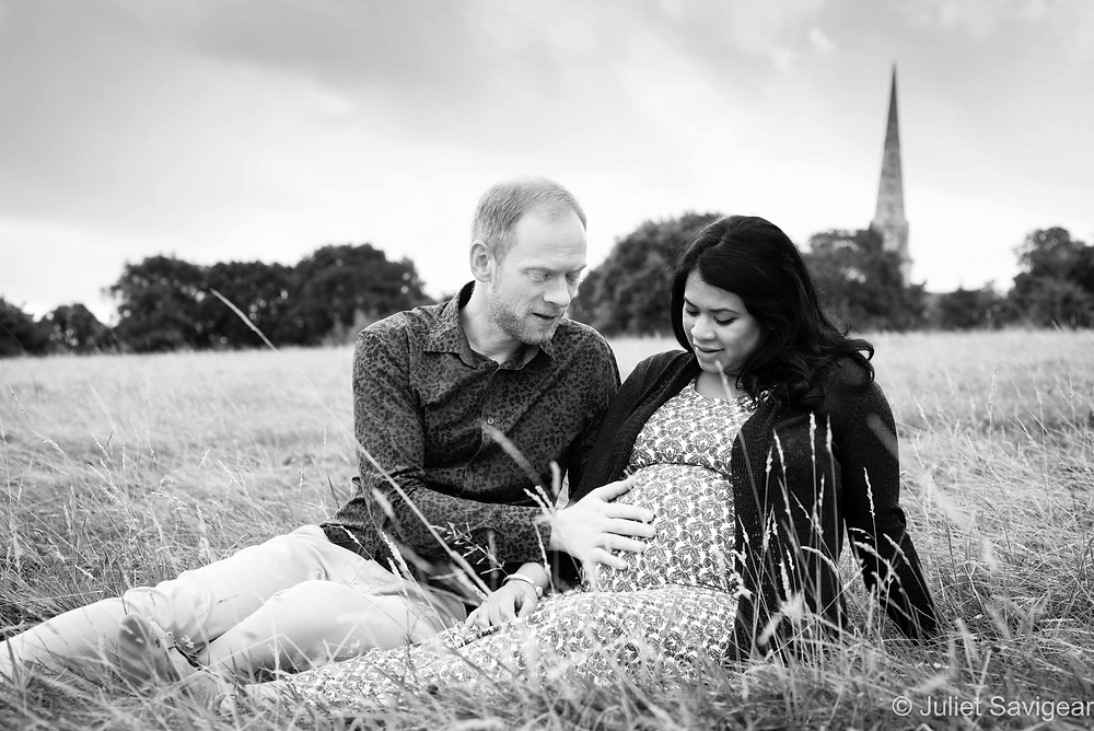 Hillside - Maternity Photography - Brockwell Park