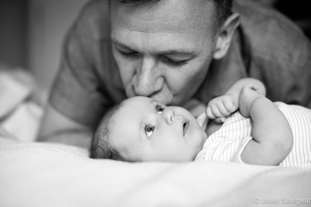 Kisses - Family Photography, Forest Gate