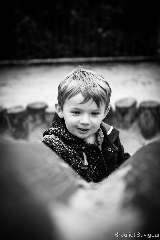 Sand - Children's Photography, Chiswick