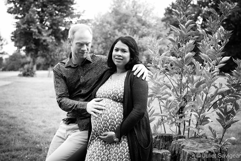 Maternity Photography - Brockwell Park