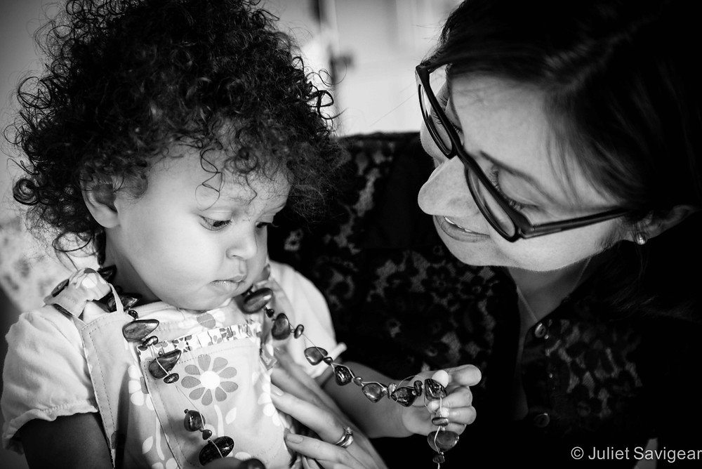 Mother & Child - Family Photography, Surrey Quays, London, SE16